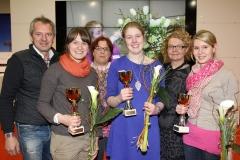 WKS, Wirtschaftskammer Salzburg, Landeslehrlingswettbewerb Floristen Salzburg auf der Automesse, 22.03.2013 Foto: Franz Neumayr/SB